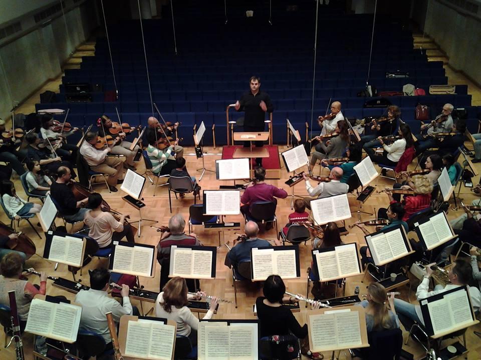 Bilkent Üniversitesi Senfoni Orkestrası İşbirliği